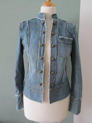 Miss Selfridge Denim Jacket pale blue-light blue