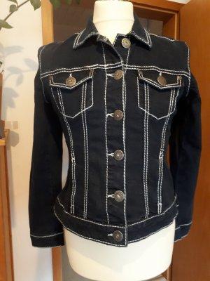 Arizona Denim Jacket dark blue cotton