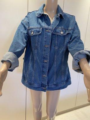Jeansjacke neu ohne Etikett gr L