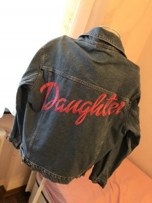 Jeansjacke Oversized Daughter Blogger 38
