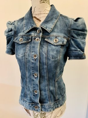 Orsay Denim Jacket azure-steel blue
