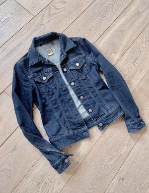 Replay Veste en jean bleu foncé