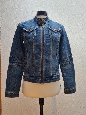 s.Oliver Denim Jacket blue