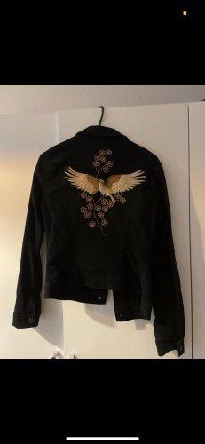 Mavi Denim Jacket black