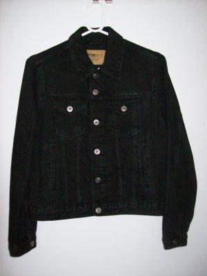 Jeansjacke schwarz von FB Sister