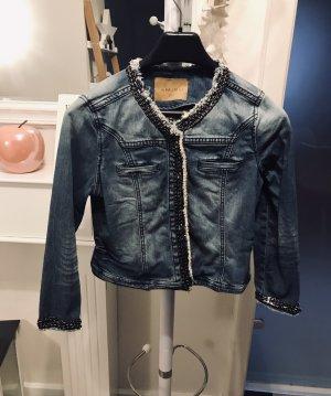 Jeansjacke#Style#Kette NEU