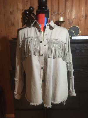 Jeansjacke/ Überhemd