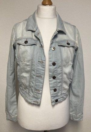 Vero Moda Veste en jean bleu clair