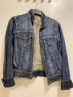 Jeansjacke Vintage 36/38