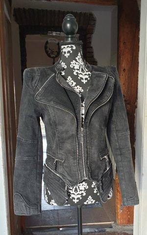 Blaze Jeansowa kurtka czarny