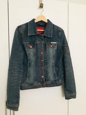 Jeansjacke von Blutsgeschwister