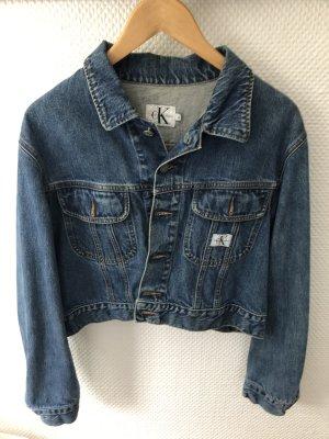Jeansjacke von Calvin Klein