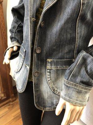 Jeansjacke von Fishbone, Gr 38