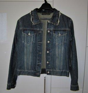 Jeansjacke von Freeman T Porter