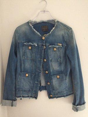 Jeansjacke von Guess neuwertig