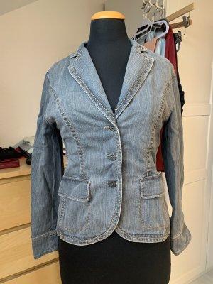 Jeansjacke von Laura Lebek