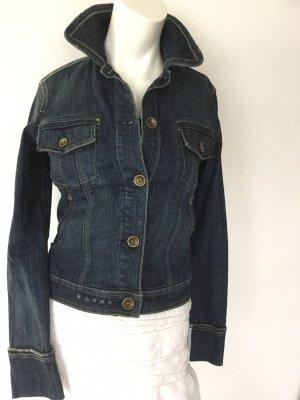 Jeansjacke von Mango Jeans Gr S