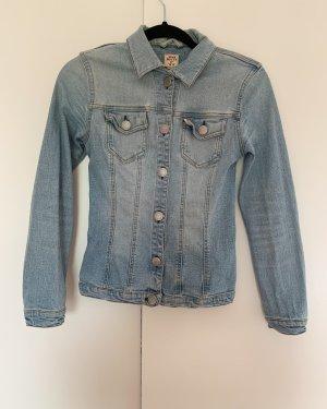 Jeansjacke von Miss Sixty Größe XS