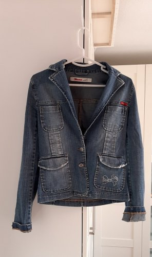 Jeansjacke von Only Jeans, Gr. 38