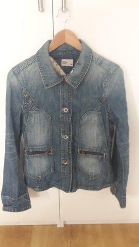 Jeansjacke von Tommy Hilfiger Größe M