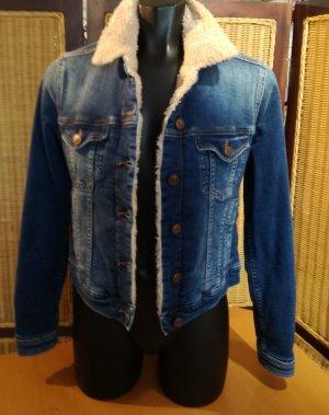 #Jeansjacke von #Zara Gr.38