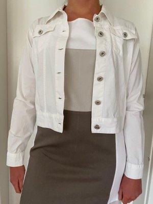 conbipel Denim Jacket white