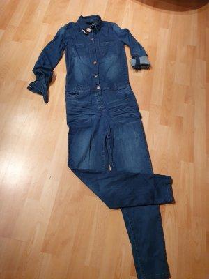 Jeansjumpsuit by H. Klum
