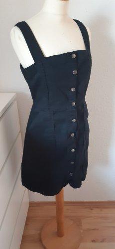 H&M Jeansowa sukienka czarny