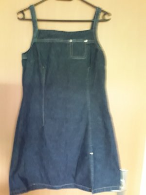Esprit Jeansjurk donkerblauw