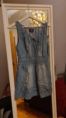 Only Jeansowa sukienka Wielokolorowy
