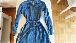 Lipsy Robe en jean bleu