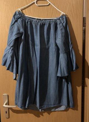 Made in Italy Jeansjurk blauw-donkerblauw