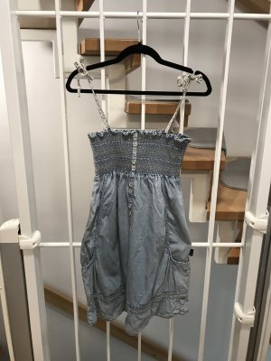 Blend Denim Dress blue