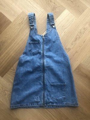 Zara Jeansjurk korenblauw-blauw