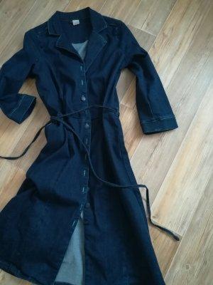 Quiero Vestido vaquero azul oscuro