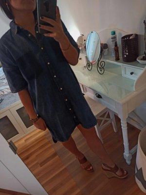 Hilfiger Denim Jeansjurk blauw