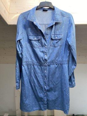 Janina Denim Dress cornflower blue