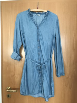 Bodyflirt Denim Dress cornflower blue cotton