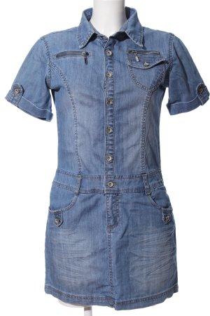 Jeanskleid blau Casual-Look