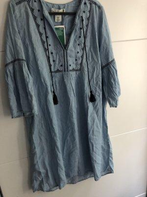 H&M Denim Dress blue