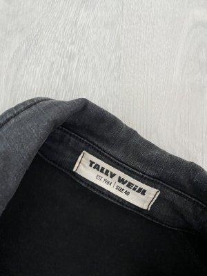Tally Weijl Denim Dress black