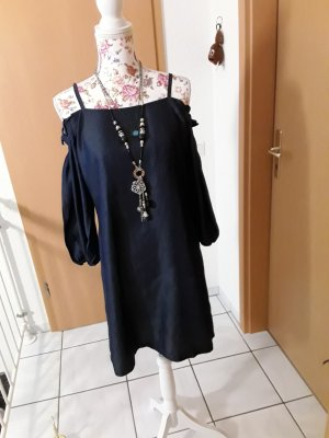 Rainbow Jeansowa sukienka ciemnoniebieski