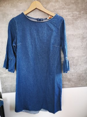 Denim Dress steel blue