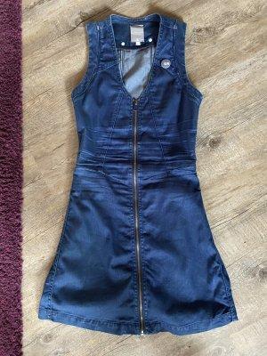 G-Star Denim Dress dark blue