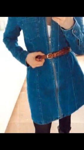 Noisy May Robe en jean bleu
