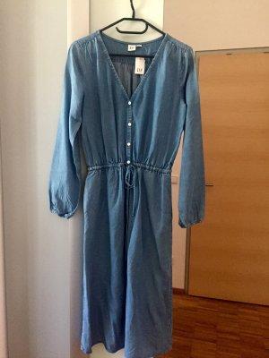 Jeanskleid hellblau von GAP