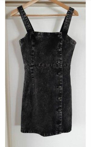 Jeanskleid Kleid schwarz Gr.S von H&M