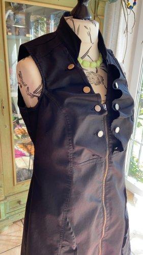 Vestido vaquero negro Denim