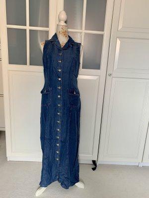 Jeanskleid#leichter Stoff