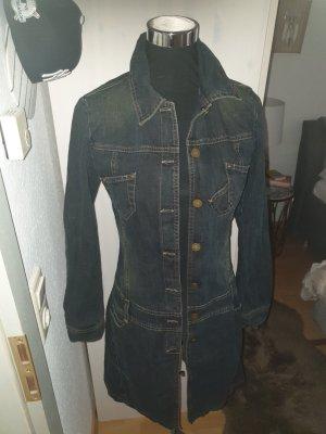 Promod Jeansowa sukienka Wielokolorowy